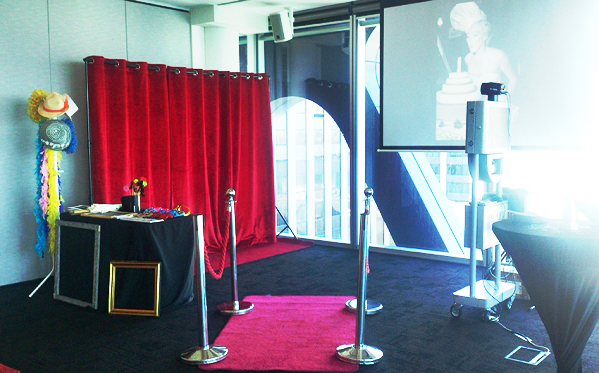 Open Photo Booth For Hire Perth WA