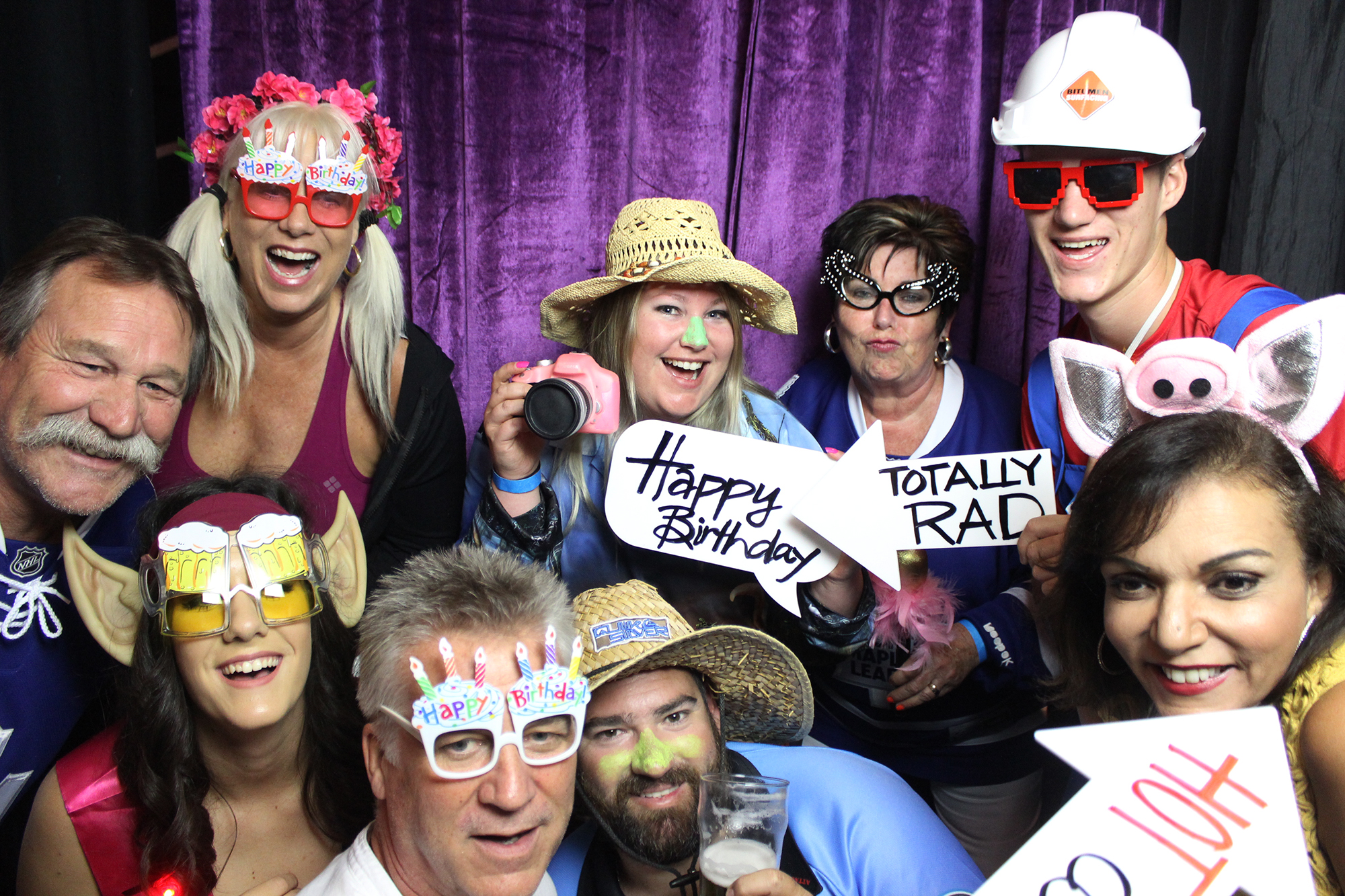 Photo Booth for All types of weddings and events