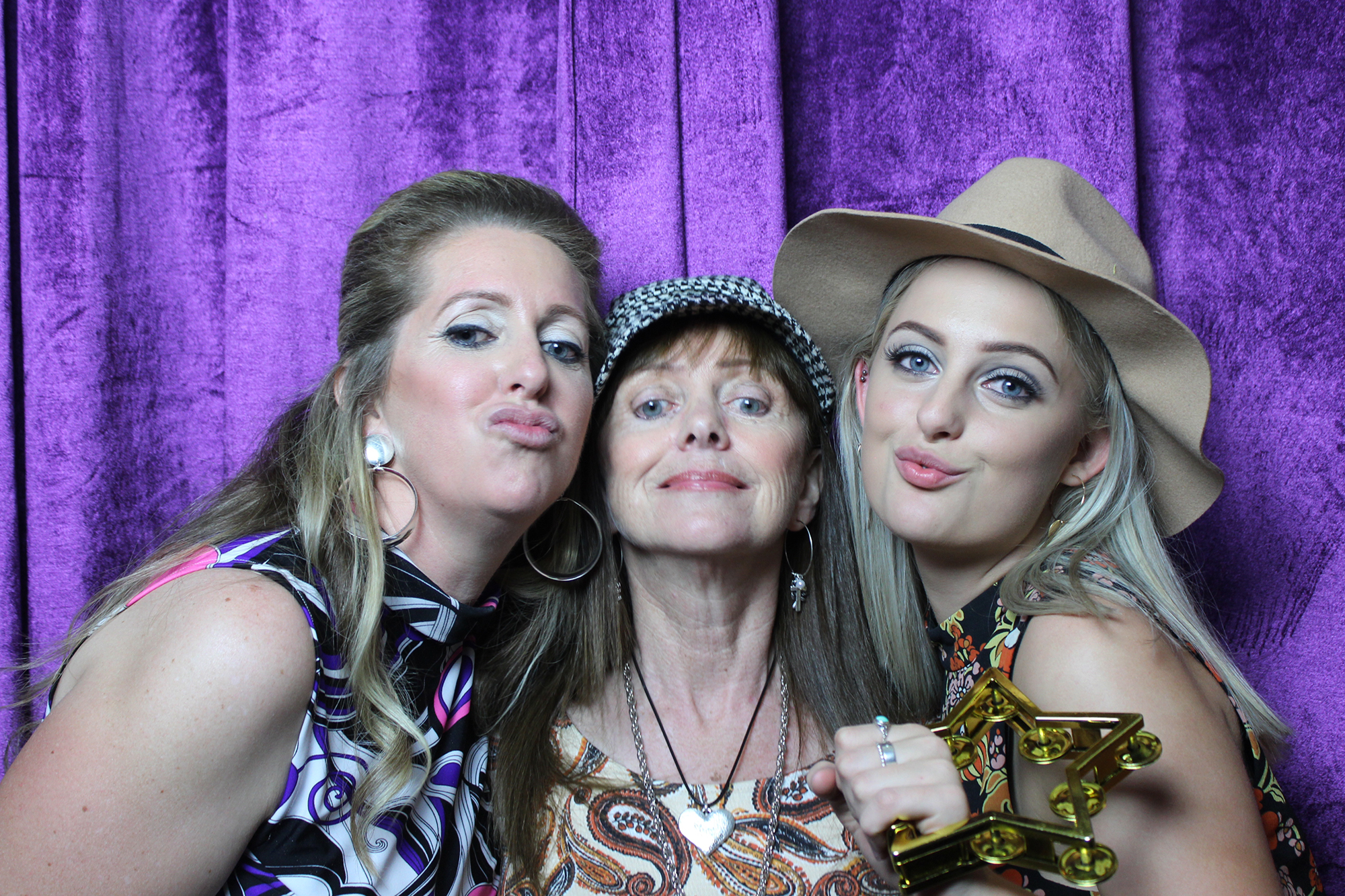 60th Birthday Photo Booth Suitable for Any Budget