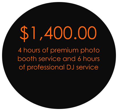 Corporate Photo Booth and DJ Services