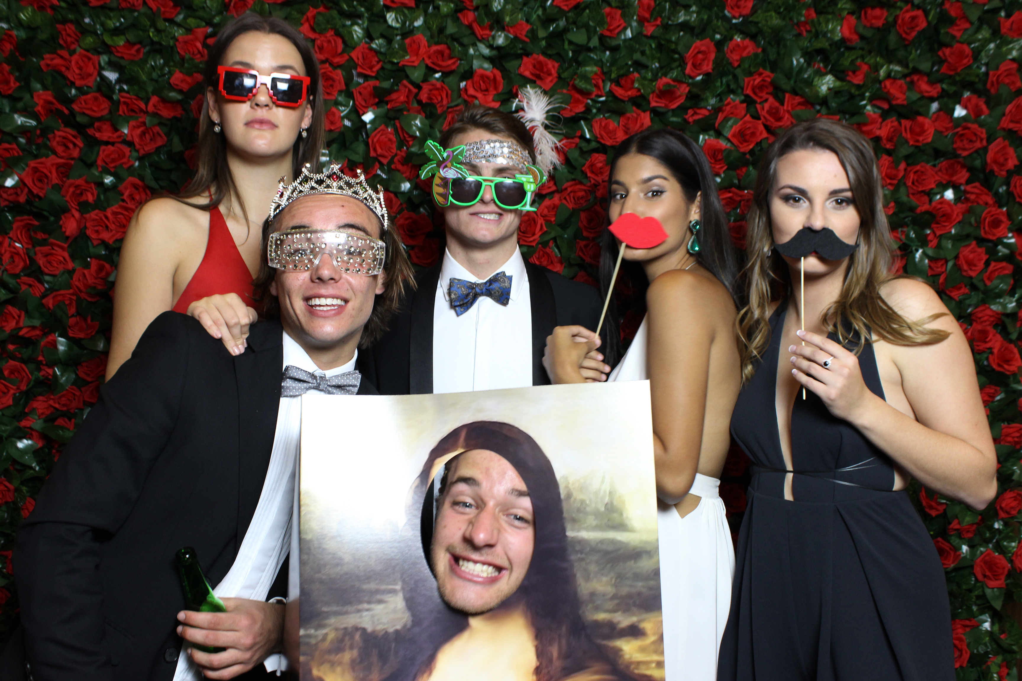 School Ball Photo Booth Perth WA