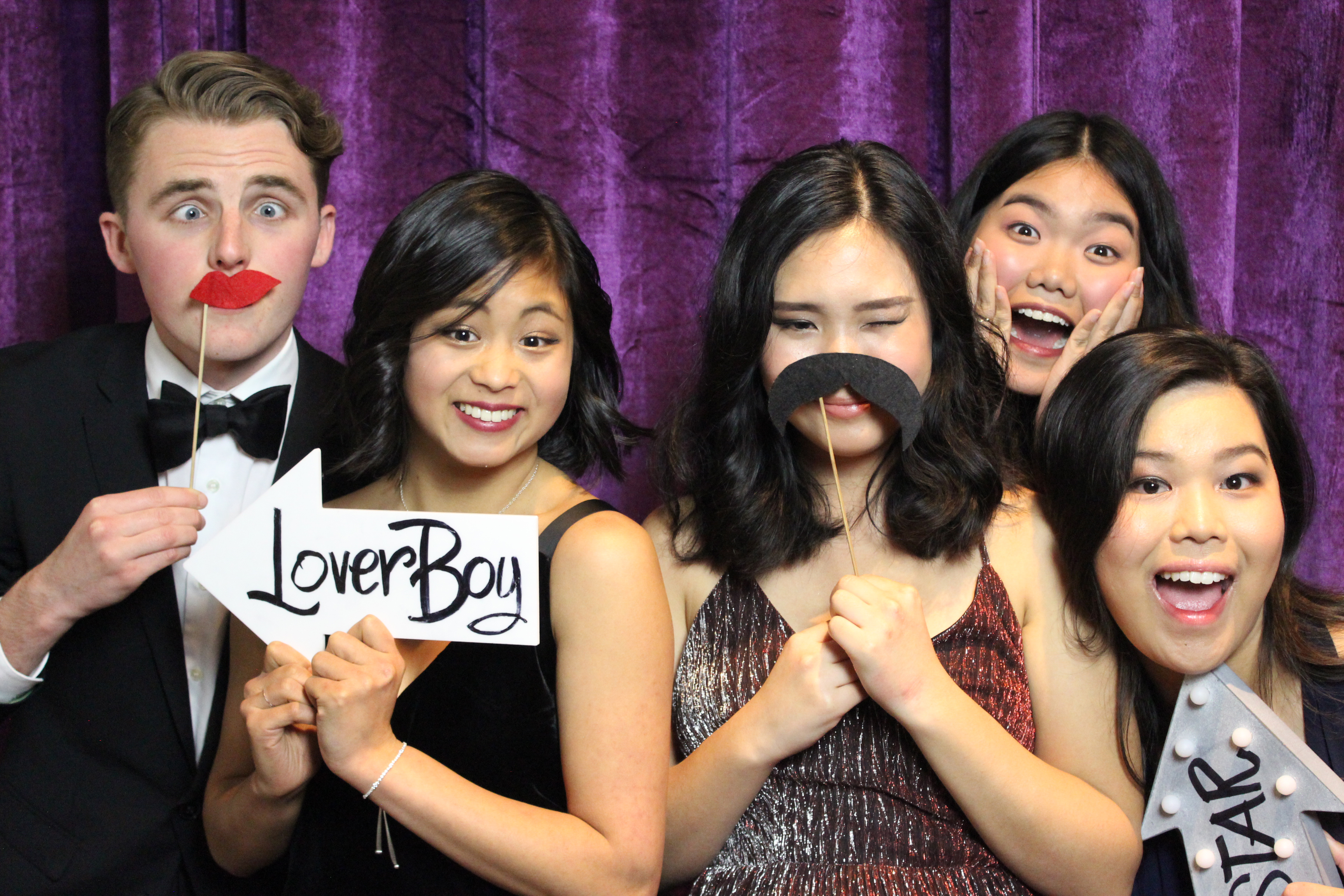Graduation Photo Booth Perth