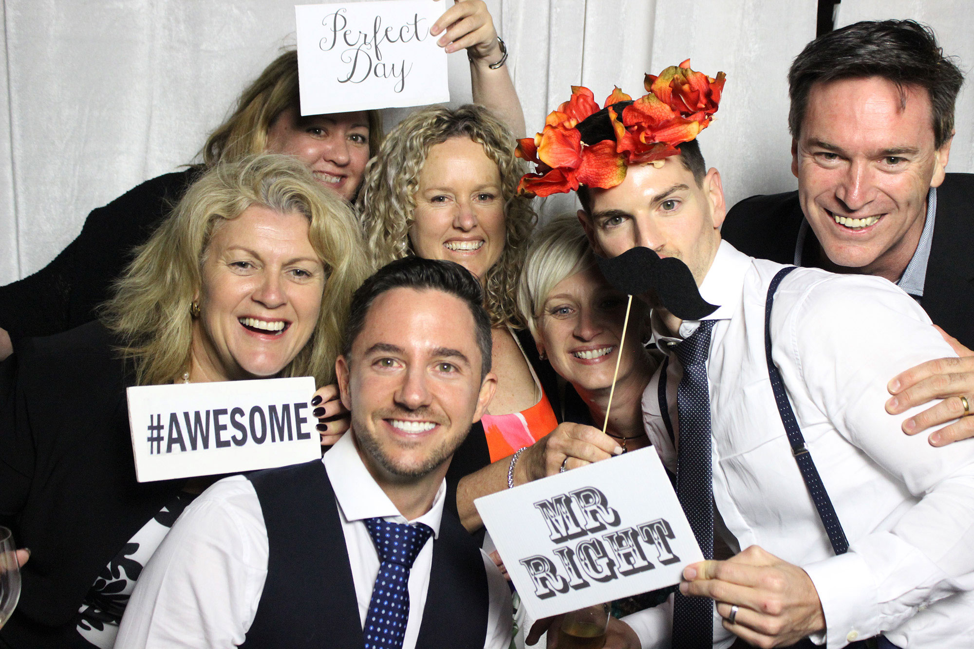 Wedding Photo Booth for Maximum Fun
