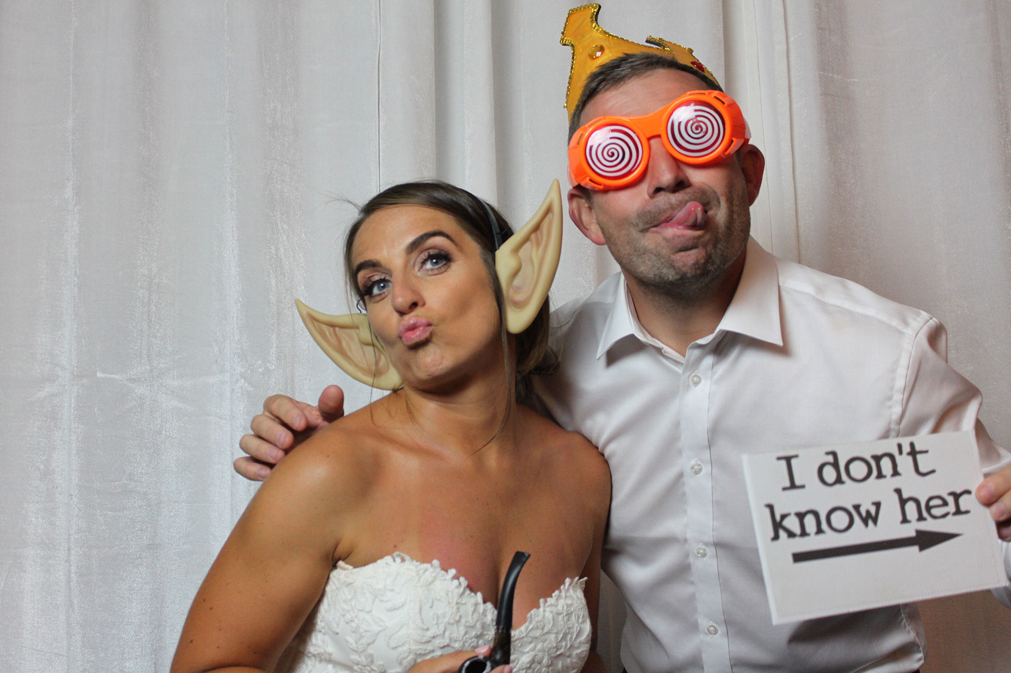 Photo Booth Fun at Caversham House