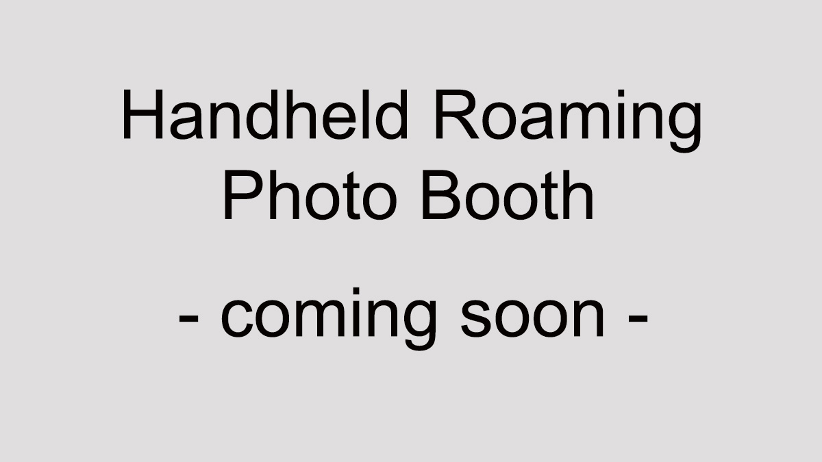Roaming Photo Booth for Perth Corporate Events
