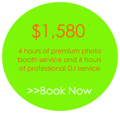 Photo Booth and DJ Services Perth