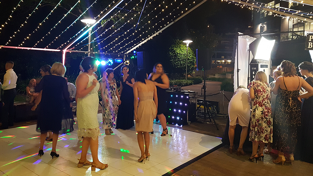 DJ Service and Photo Booth Perth