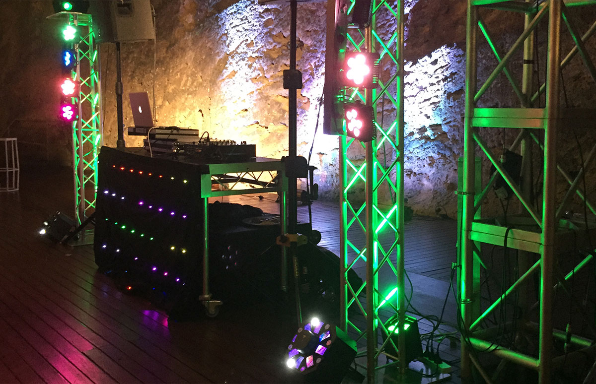 Photo Booth and DJ for Party Perth