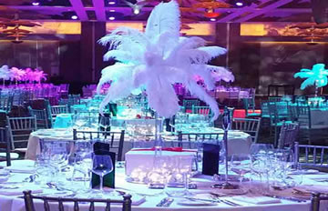 Photo Booth and Centrepieces/Styling Service
