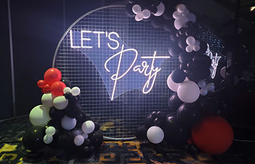 Props and Decorations Hire