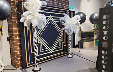 Themed Photo Booth
