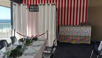 Photo Booth Set-Ups